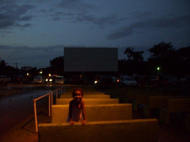 Un auto cinema en Puerto Rico (4/5)