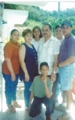 Familia Sanchez - Matos