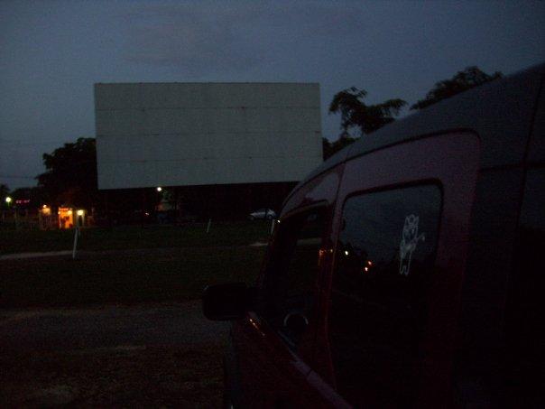 Un auto cinema en Puerto Rico (3/5)
