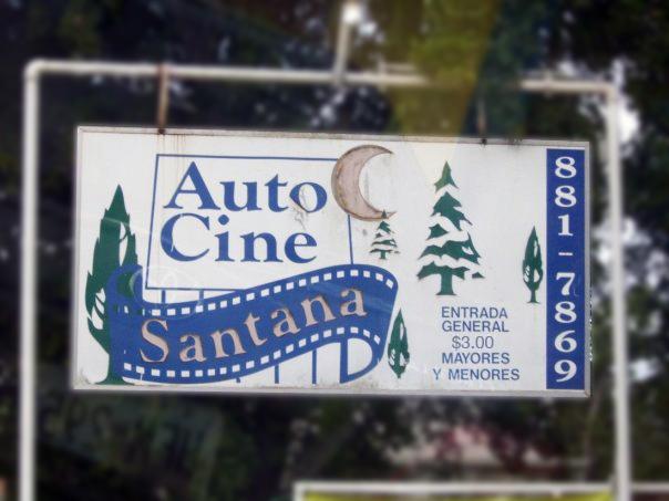 Un auto cinema en Puerto Rico (1/5)