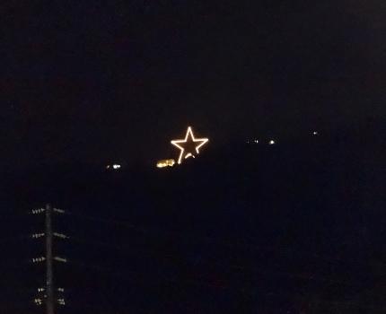 Estrella en Caguas