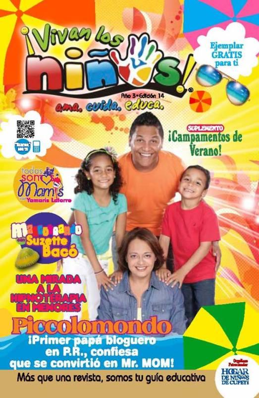 Revista Vivan los Niños