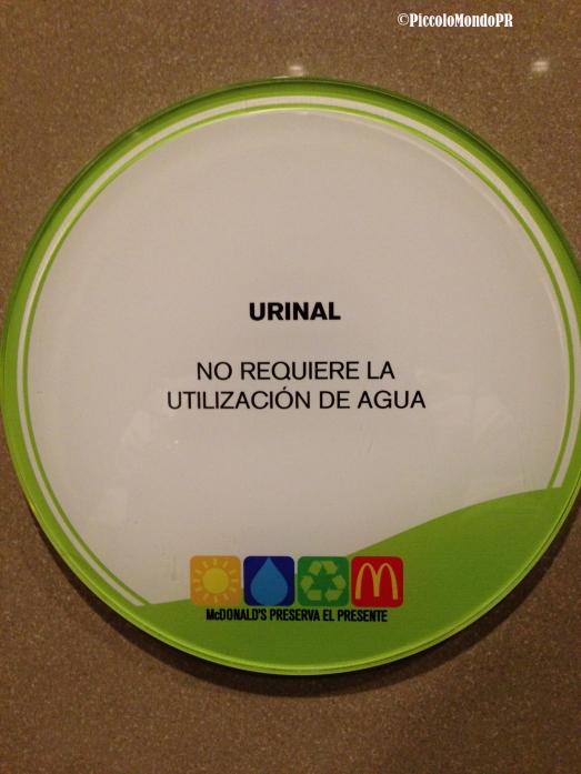 McDonald Ecologico