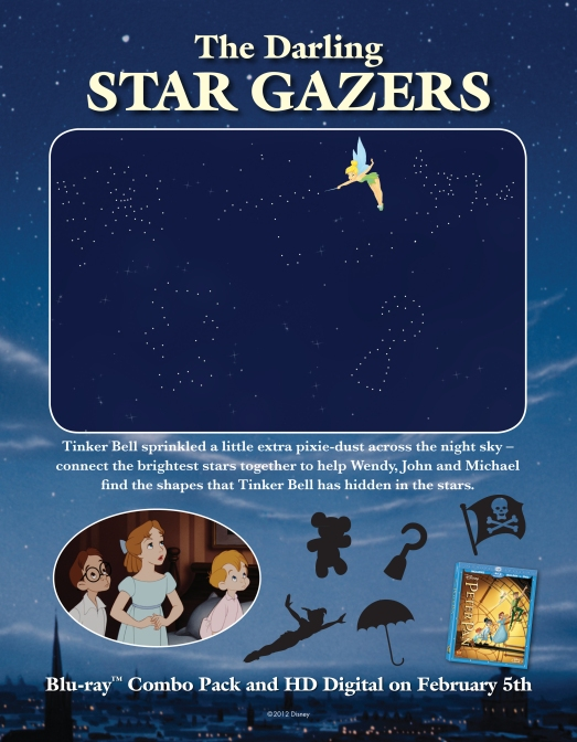 PETER PAN ACTIVITY