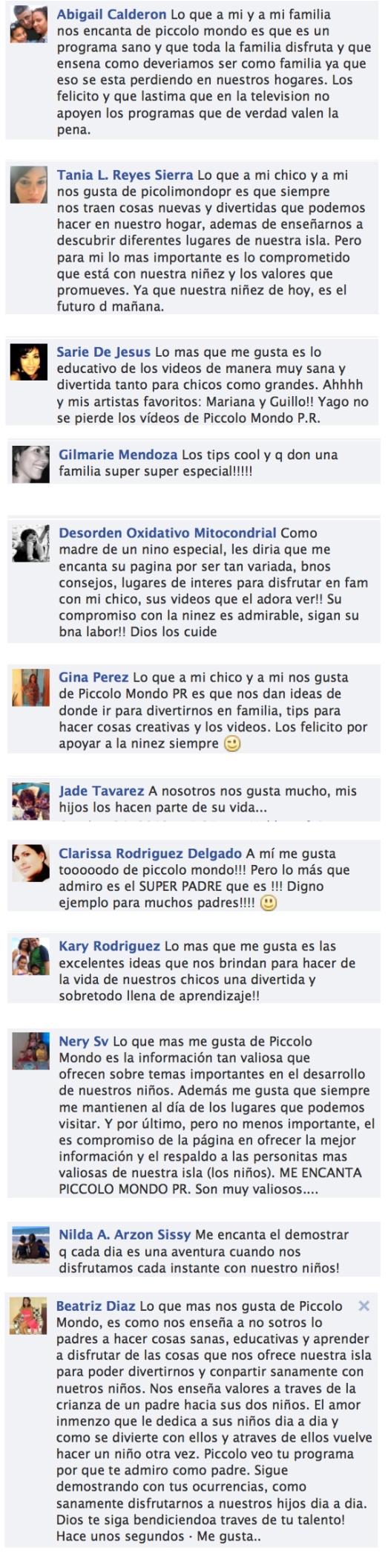 FB PMPR coment