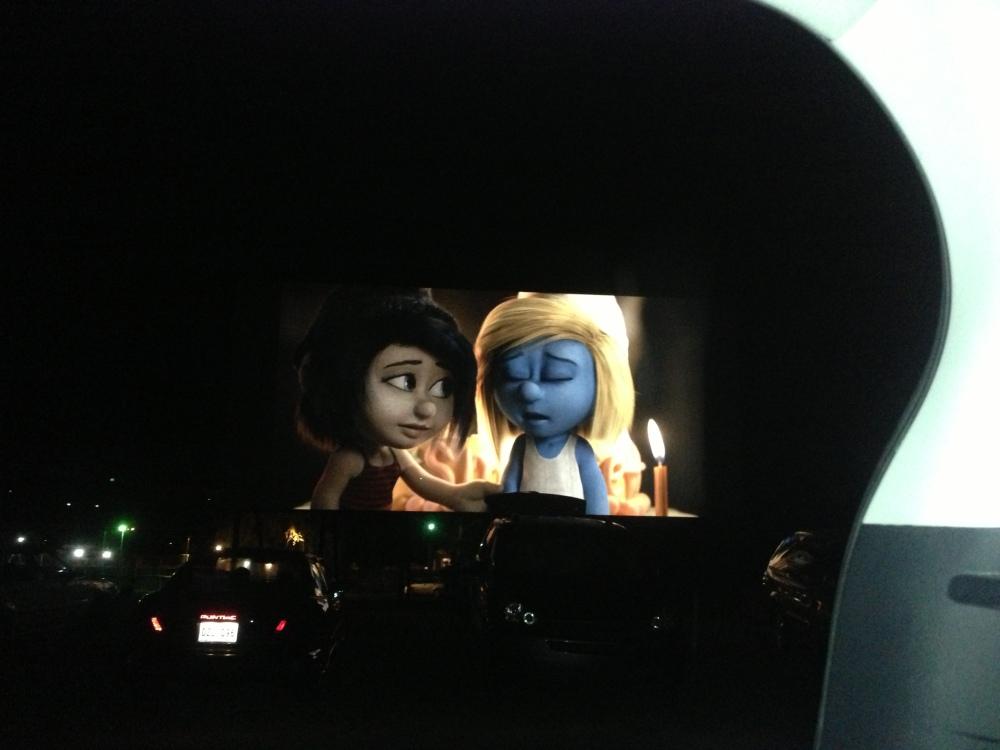 Un auto cinema en Puerto Rico (5/5)