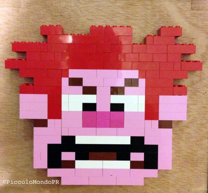 Wreck it Raphl LEGO