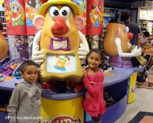 DownTown Disney Piccolo En Disney