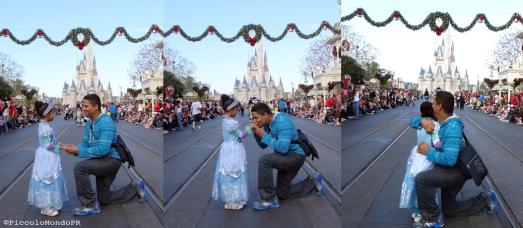 Mi princesa en Disney