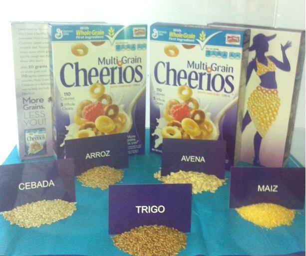 Cheerios MultiGrain