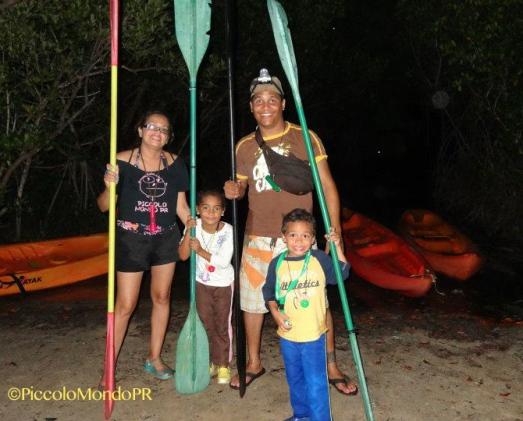 Bay bioluminisence Vieques