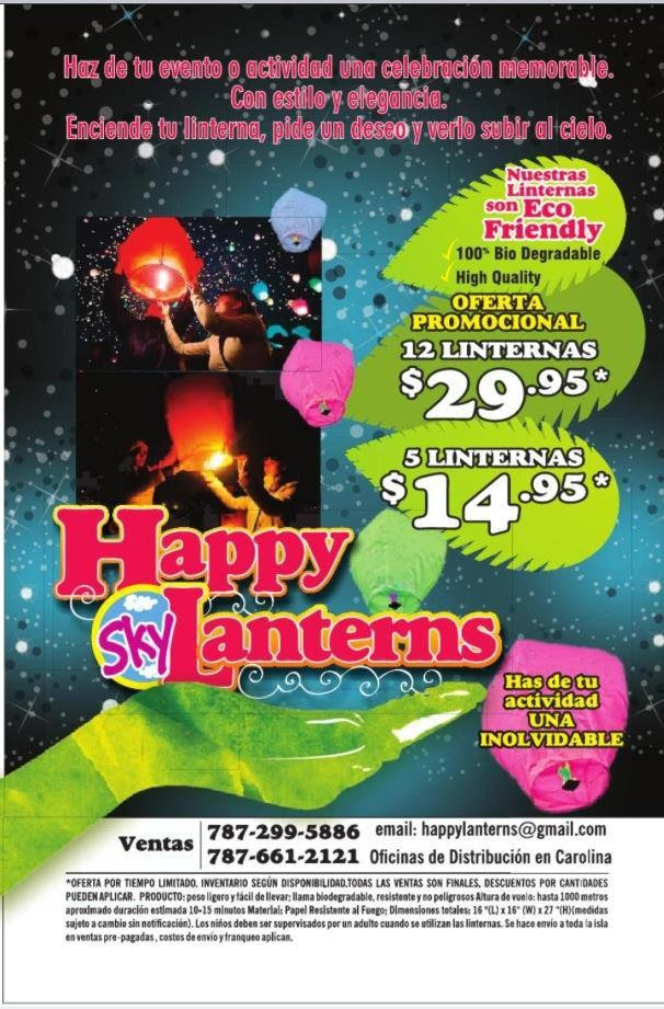 Pide un deseo con Happy Sky Lanterns (Sorteo) (5/5)