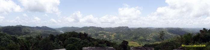 Desde la Torre de Observacion Toro Negro