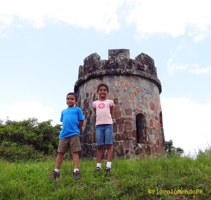 Torre de Observacion Toro Negro
