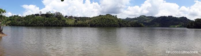 Area recreativa Lago La Plata