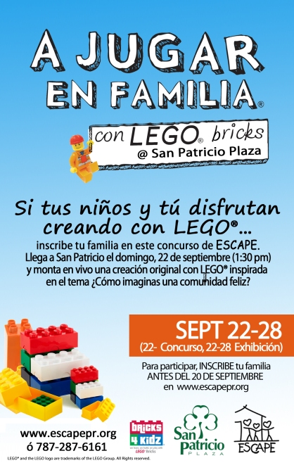 A jugar en Familia LEGO