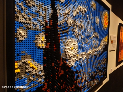 LEGO Starry Night Van Gogh