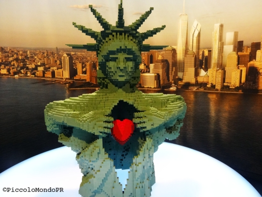 The Art of The brick NY