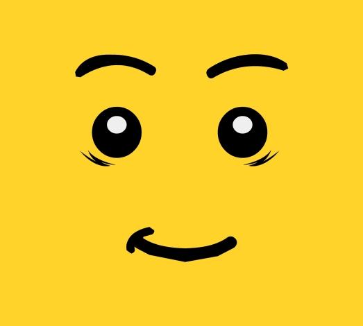 LEGO FACE 1