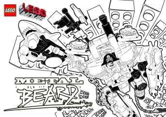 METAL Beard