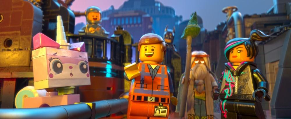 La Gran Película de LEGO (4/6)