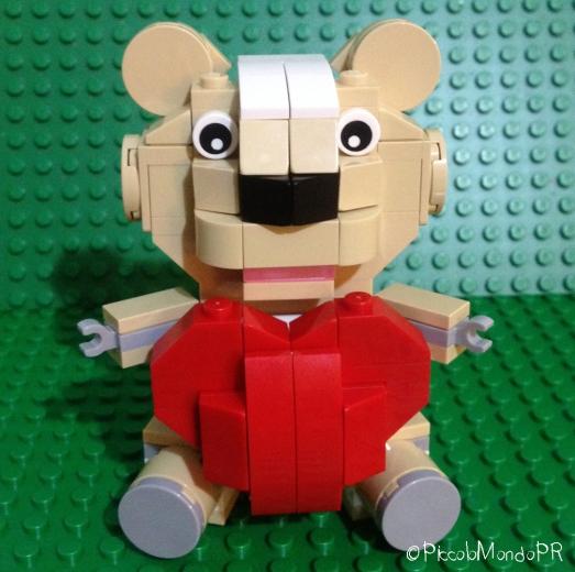 LEGO San Valentine