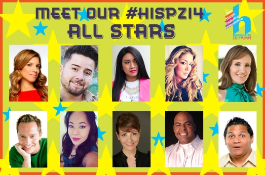 Hispanicize All Star 2014