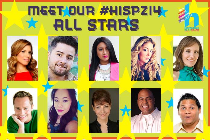 Hispanicize All Star 2014