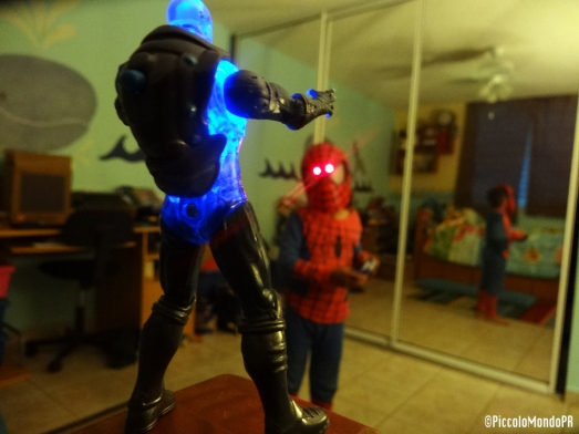 The Amazing Spiderman 2 Toys
