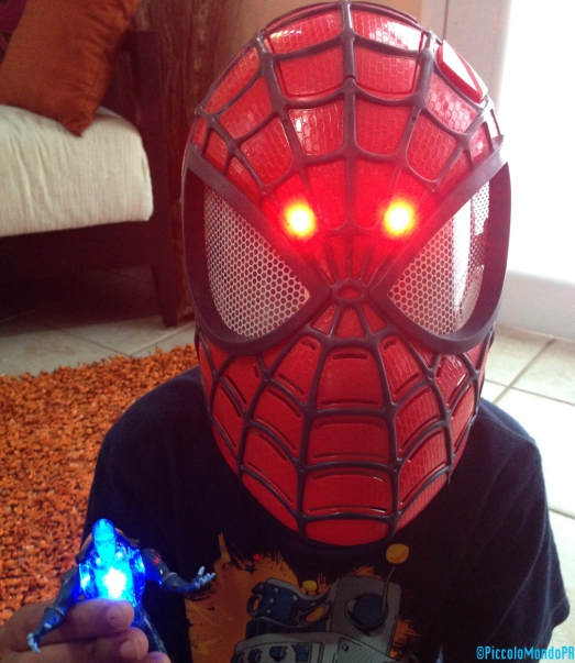 THE AMAZING SPIDERMAN 2 SPIDER Mask