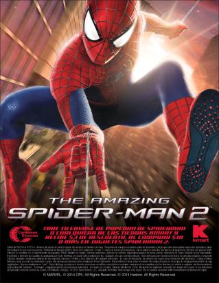 Spider-Man Poster Kmart