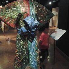 Exposición Fashion Art. Museo de Las Américas.