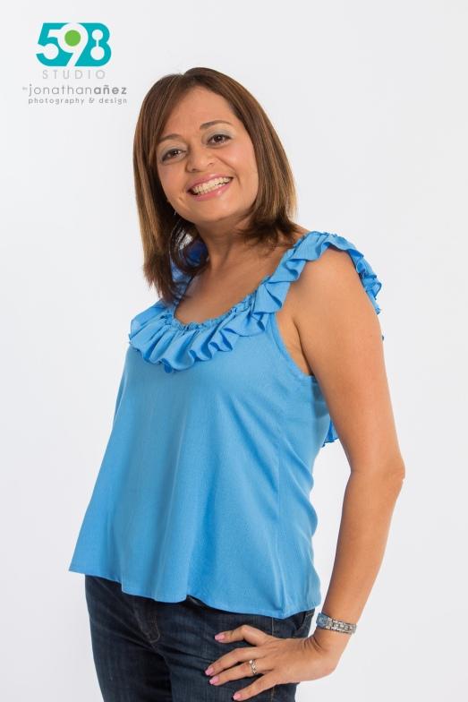 Mariel Quiñones Mamá Piccolo