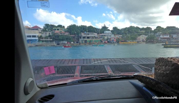 Ferry de Carga Fajardo a Vieques