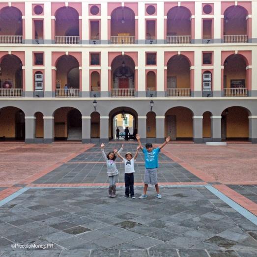 Cuartel de Ballaja Museo de Las Americas Museo de Las Américas Cuartel