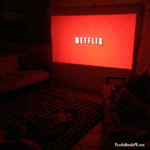 Netflix en casa