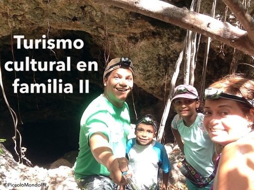 turismo en familia