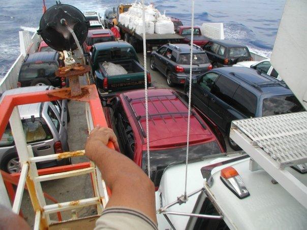 Ferry Carga Culebra
