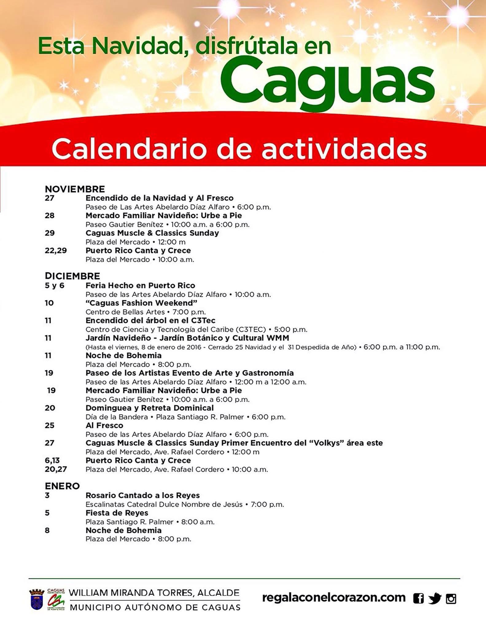 Familias piccolo mondo blog for Actividades jardin botanico caguas
