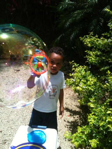 Bubble PiccoloMondoPR2