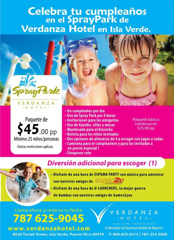 Spring Park Verdanza Hotel