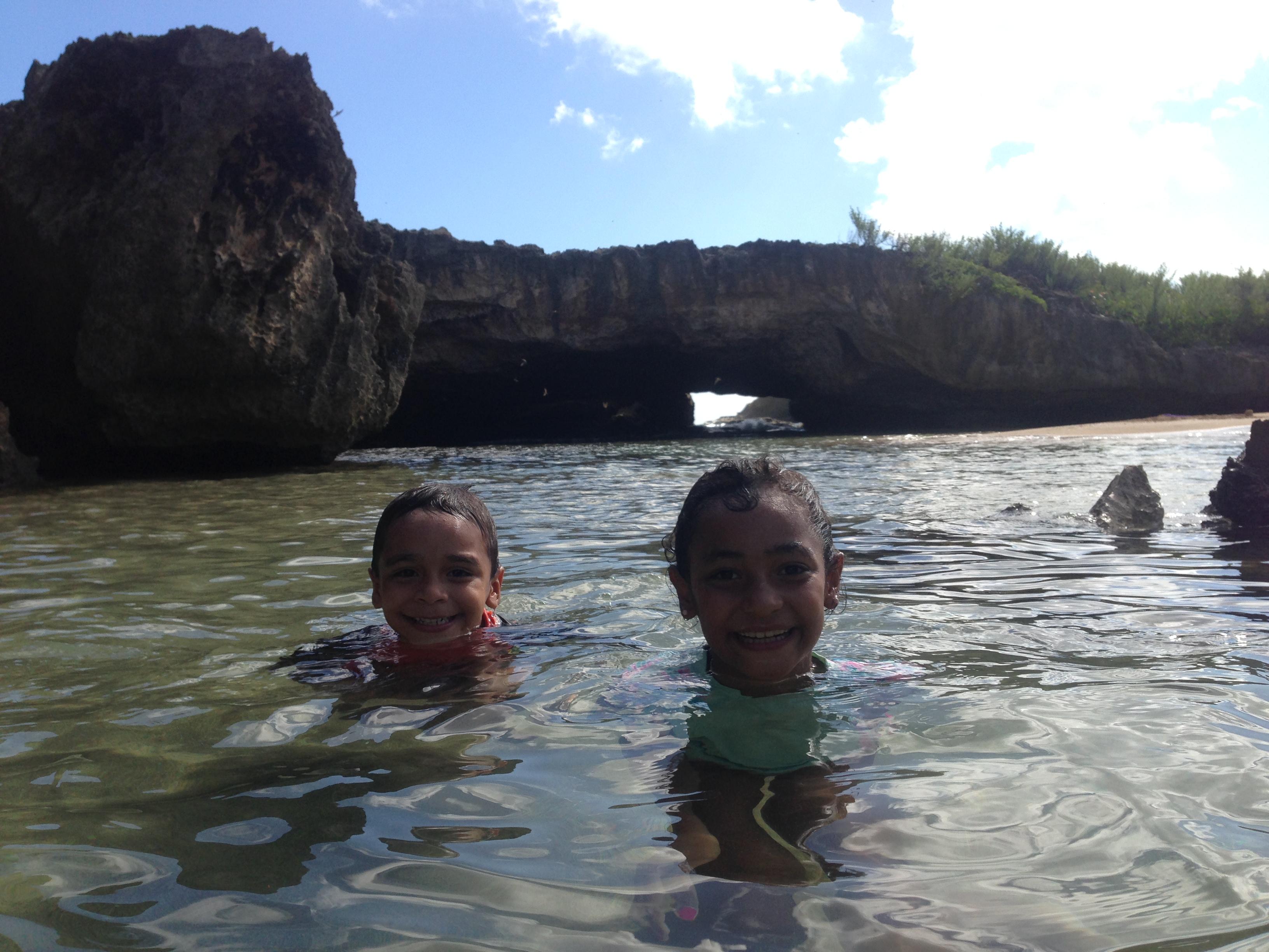 Cueva de la golondrinas Manati
