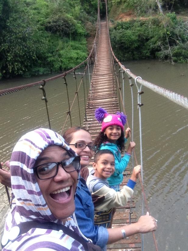 Puente La Hamaca Adjuntas