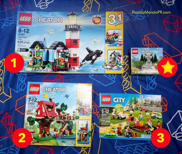 LEGO concurso