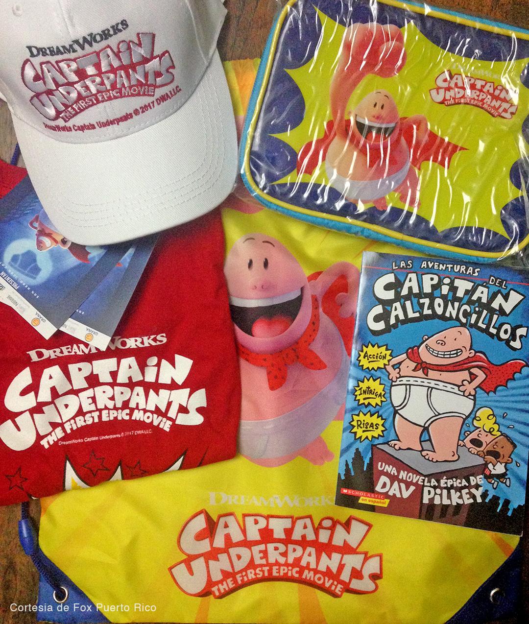 Captain Underpants winner
