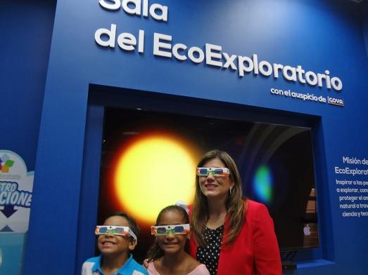Ecoexploratorio AdaMonzon