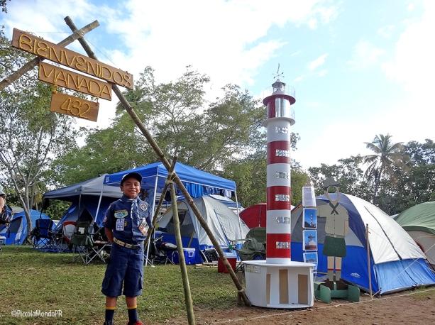 Camping Jamborette Puerto Rico