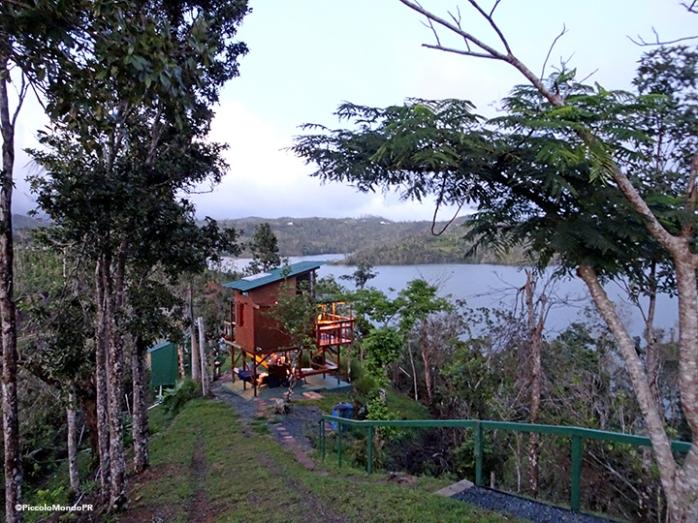 Lake carite Treehouse Piccolo1