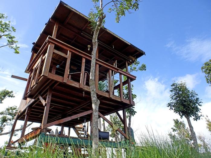 Lake carite Treehouse Piccolo32