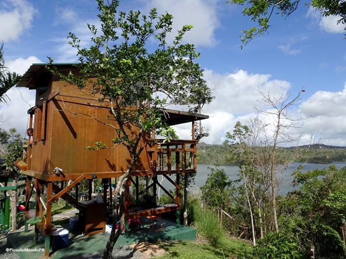 Lake carite Treehouse Piccolo45